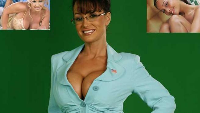 sarah palin porno
