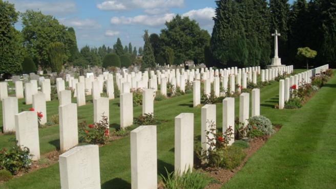 Un cementerio, en una imagen de archivo.