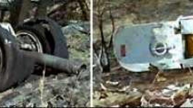 Un avión de Spanair se estrelló el pasado 20 de agosto en Barajas. (ARCHIVO).