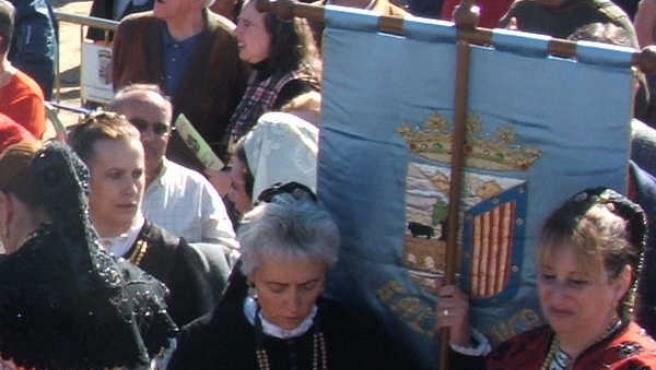 Multitud de salmantinos parciparon en la primera edición del 'Día del Vecino', en Salamanca.