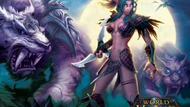 Ilustración oficial de 'World of Warcraft'.
