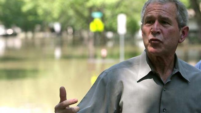 George W. Bush, en una imagen de archivo.
