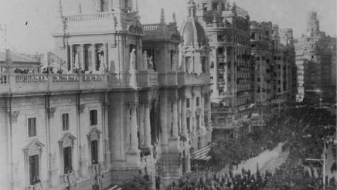 La muestra es claro reflejo de la importancia del evento para los valencianos.
