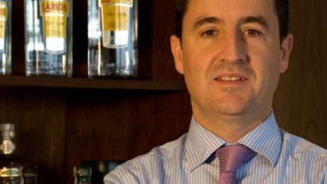 Manuel Cabañas, nuevo director de las plantas segovianas. (ICAL).