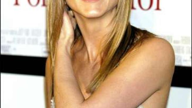 La actriz Jennifer Aniston (KORPA)