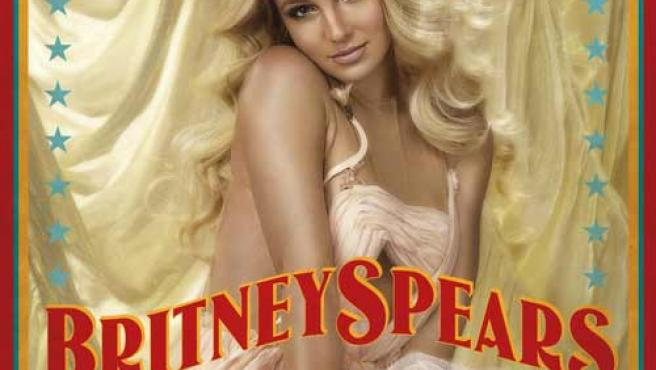 Britney Spears, en 'Circus'. (BRITNEYSPEARS.COM)