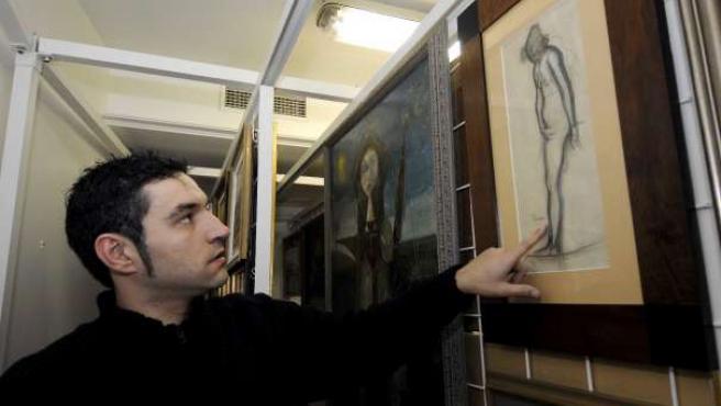 El legado artístico del que fuera uno de los mejores historiadores y críticos de arte del siglo XX Juan Antonio Gaya Nuño. (ICAL)
