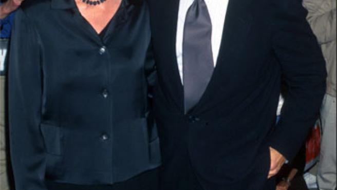 Harrison Ford y su ex mujer, Melissa Mathinson: un divorcio de 62 millones de euros (KORPA).