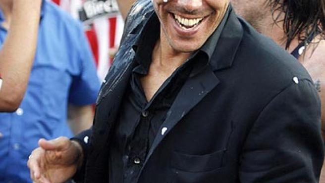El 'cholo' Simeone, en una foto de archivo