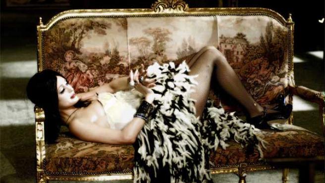 Paris Hilton, en una imagen de 'Repo! The Genetic Opera'.