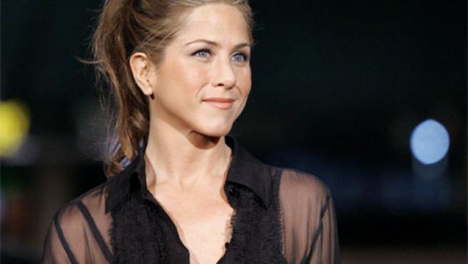 La actriz Jennifer Aniston en una foto de archivo.