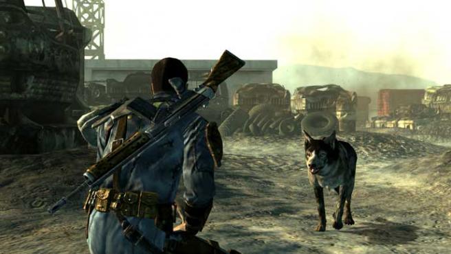 'Fallout 3' combina elementos propios del rol y otros de acción.