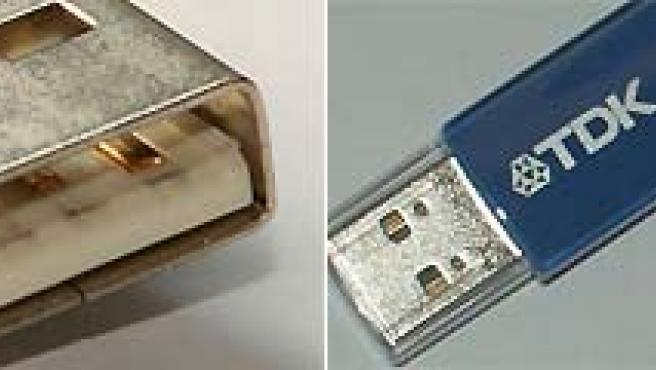 USB y un Pen drive ya tiene su definión en la RAE. (ARCHIVO).