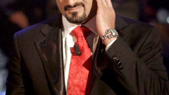 Fotografía de archivo de Omar Bin Laden (EFE/D.SCHIAVELLA)