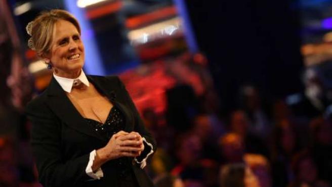 Mercedes Milá presentadora de Gran Hermano (ARCHIVO)