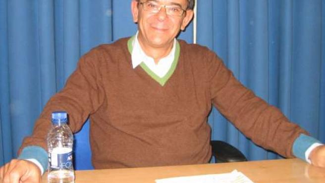 Roberto Sánchez Ramos, en el Ayuntamiento