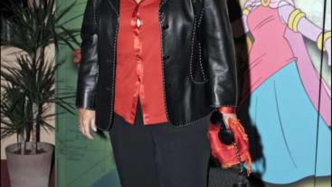 María Teresa Campos se reincorpora a su programa (KORPA)