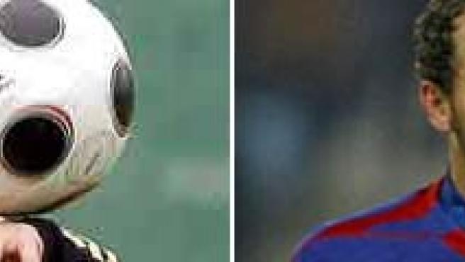 Sergio Ramos y Roberto Soldado, en una imagen.