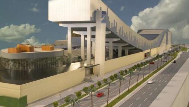 El centro de ocio estará abierto a finales de 2010.
