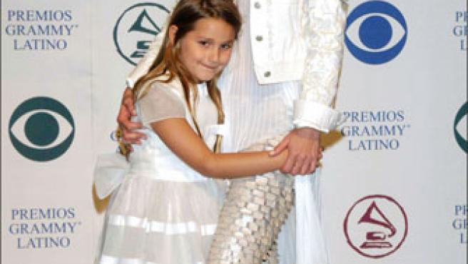Xuxa y su hija, en una foto de archivo (KORPA).