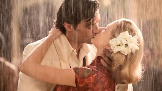 Nicole Kidman y Hugh Jackman, pareja protagonista de 'Australia'.