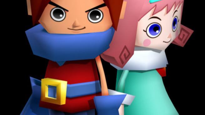 Imagen del videojuego 'Away'.
