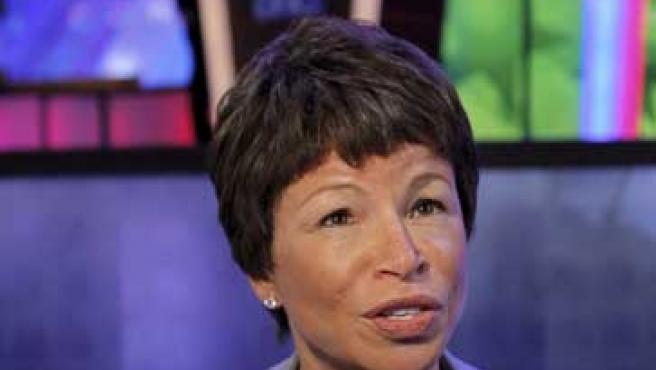 Valerie Jarrett, asesora principal de Obama. (AP)
