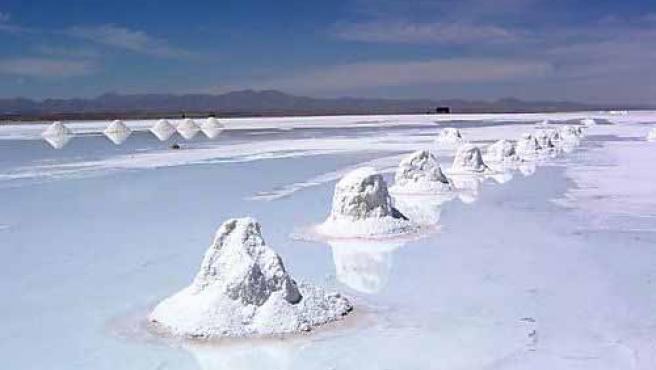 El desierto de Uyuni, en Bolivia. (AGENCIAS)