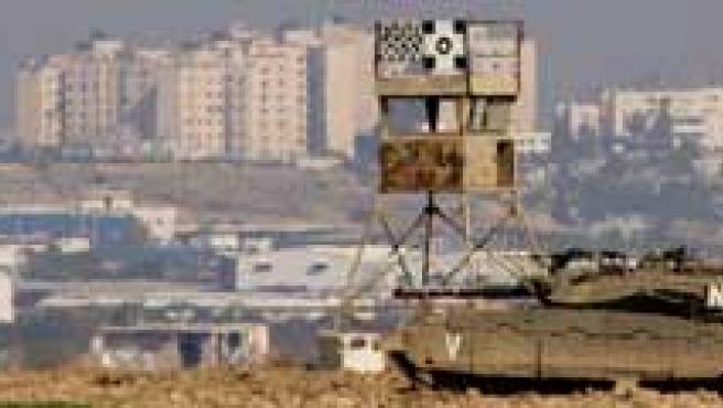 Los enfrentamientos se han cobrado en los últimos diez días la vida de entre quince y diecisiete milicianos palestinos. (AGENCIAS)