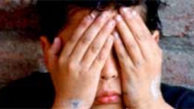 Los niños también sufren las consecuencias de la violencia doméstica.