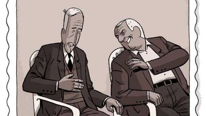 Imagen del cómic 'Arrugas'. FOTO: ASTIBERRI EDICIONES