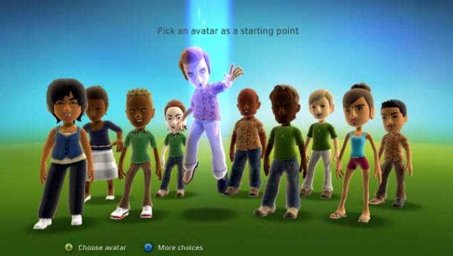 Microsoft ha estrenado su servicio de avatares.