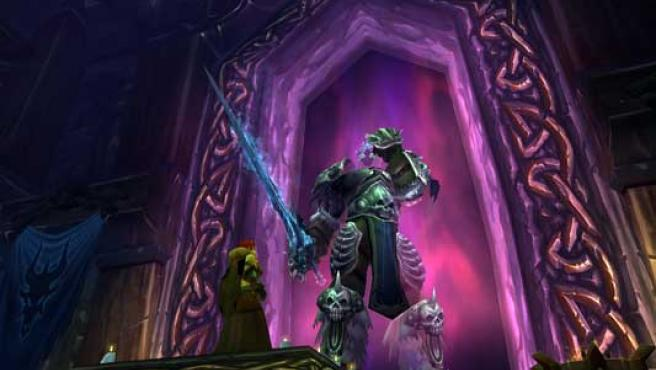 Imagen de 'World of Warcraft: Wrath of the Lich King'.
