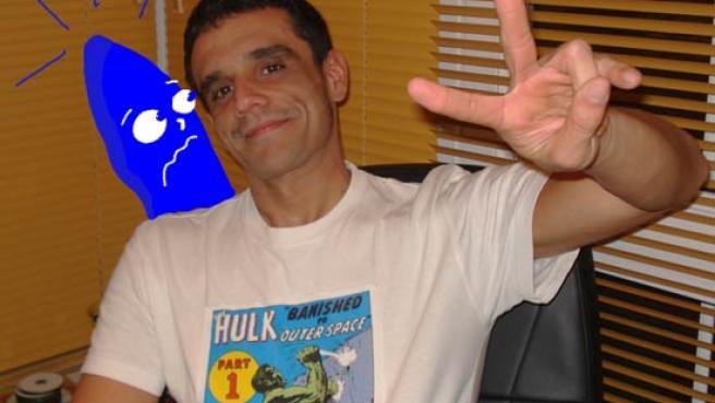 Tito, autor de BoliBic Bloc