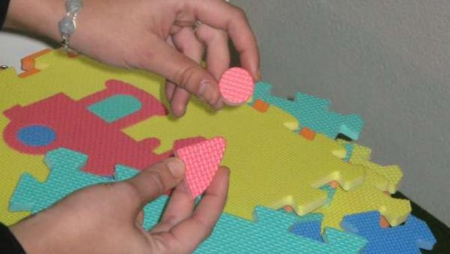 Puzzle-alfombra considerado ilegal por el Instituto Nacional de Consumo.