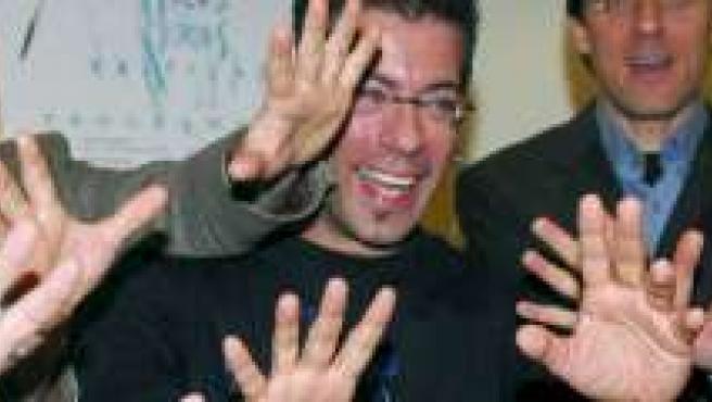 Los magos alemanes The Fingers.