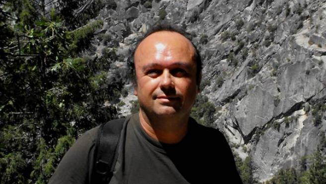 Pablo Rodríguez, autor de 'La lógica del titiritero'