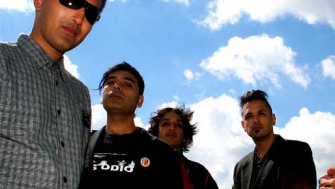 Asian Dub Foundation giran de nuevo por España.