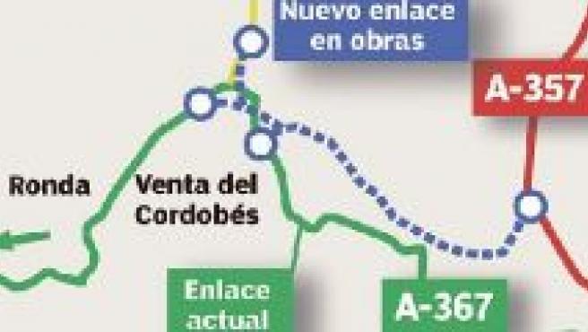 Obras Ronda en Málaga 214