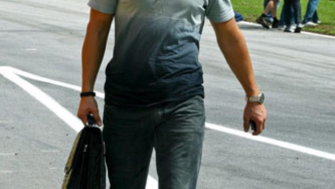 Una imagen de Michael Schumacher. (AGENCIAS)