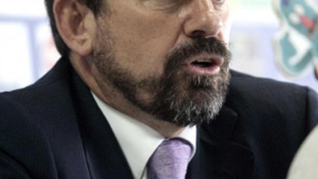 Ángel Torres, en una imagen de archivo.