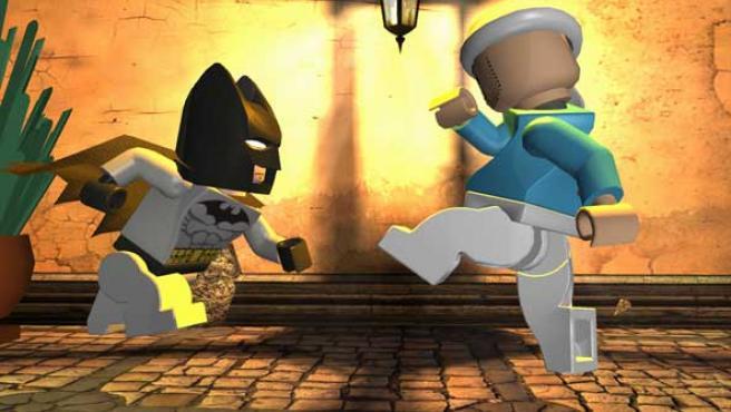 'Lego Batman' muestra la cara más desenfadada del héroe.