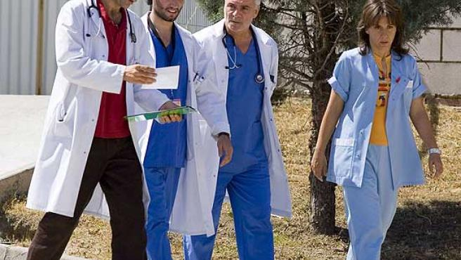 Una imagen de archivo de 'Hospital Central'.