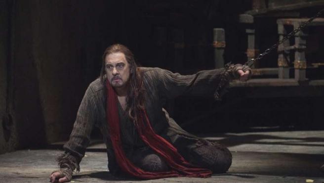 Se trata de la tercera ópera que interpreta el tenor en Les Arts.