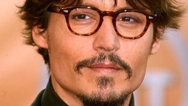 Johnny Depp, uno de los actores más solicitados del momento.