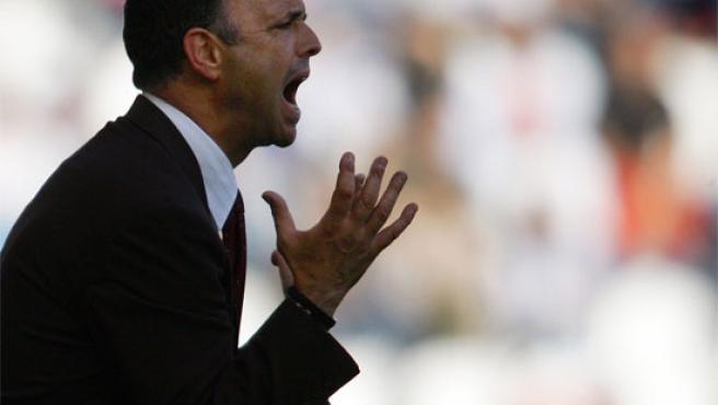 Joaquín Caparrós, técnico del Athletic. (Efe)