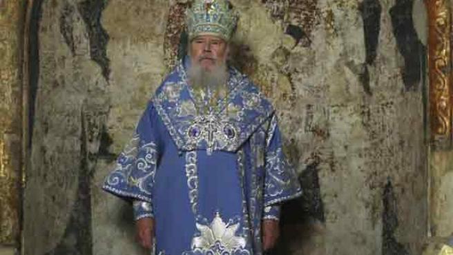 El fallecido Patriarca Alexiy II.REUTERS