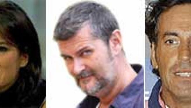 Pepe Bao, Aída Nízar, Fernandisco, Pipi Estrada y Javier Ojeda.