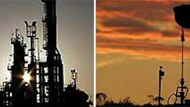 El precio del barril del crudo de la OPEP baja a cifras del 2005. (ARCHIVO).
