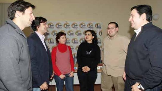Representantes de los colectivos juveniles se unen en apoyo a Renault.